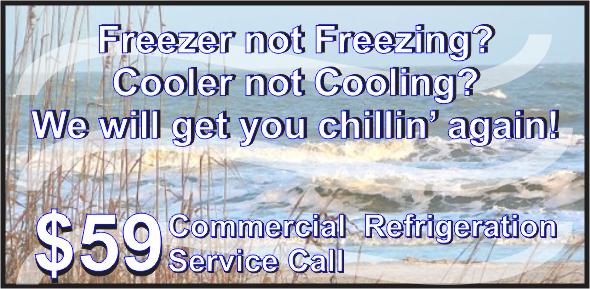 Arctic Air Commercial Refrigeration Special
