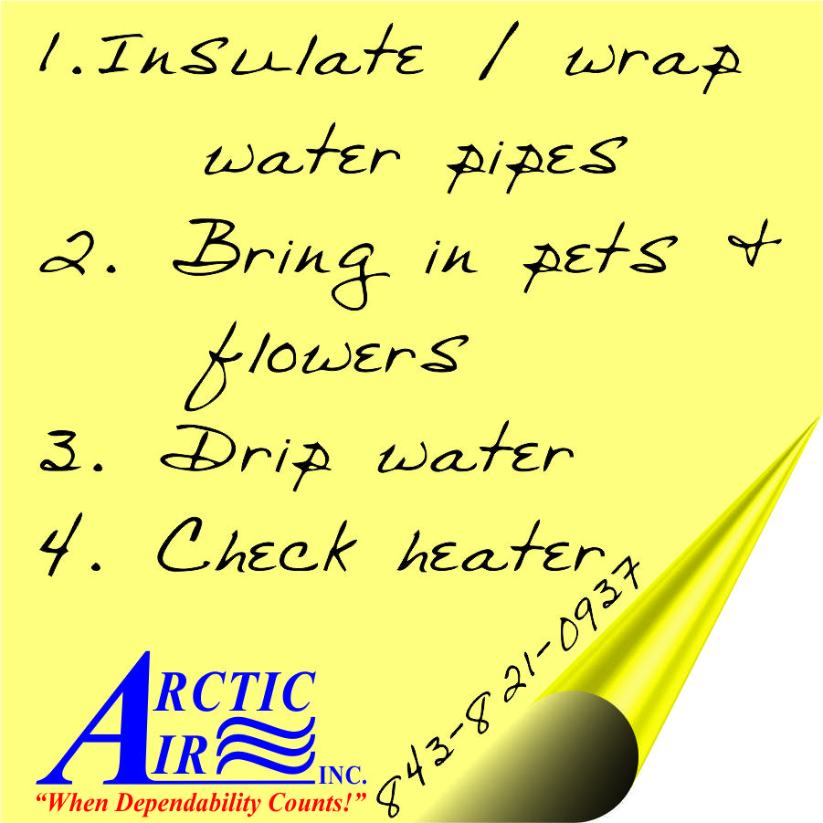 Cold Weather Ahead Air Conditioning Amp Heating Repair