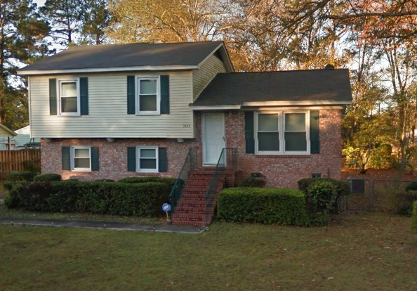 This home was the site for a great HVAC job in North Charleston - Arctic Air
