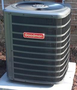 goodman install