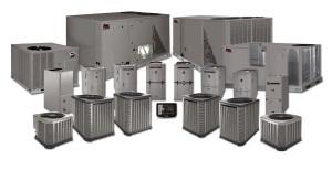 Ruud HVAC-Full Line wNewPlatform-EcoNetControl