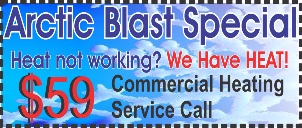 commercial service call coupon