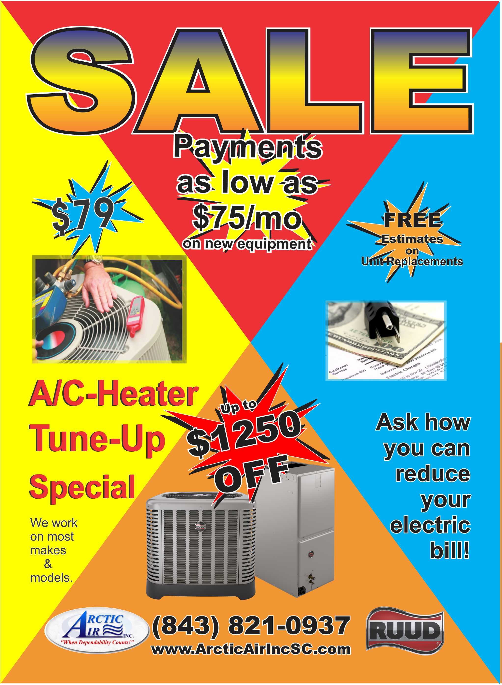Single Mom In Summerville Gets New Ac With Honeywell Uv
