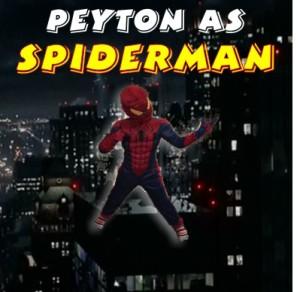 Peyton_as_Spiderman