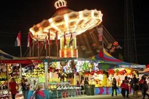 Coastal Carolina Fair - photo from the Post and Courier, Charleston SC