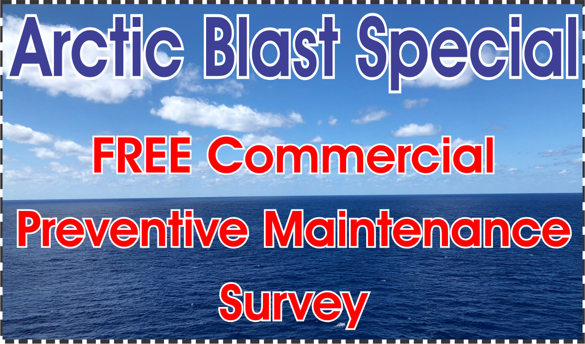 Free Preventive Maintenance Survey - Commercial